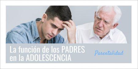 Funciones de los padres. Psicología