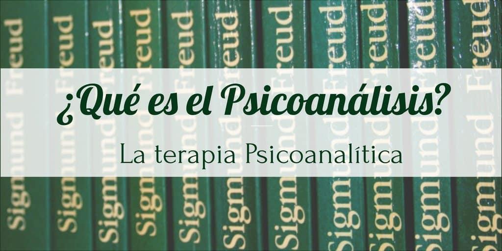 La terapia Psicoanalítica en Tenerife. terapia Psicológica Tenerife