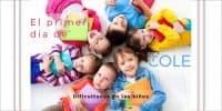 Primer día de cole Tenerife - centro de psicología infantil. Psicólogos Tenerife