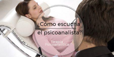 La escucha del Psicoanalista. psicología en Tenerife