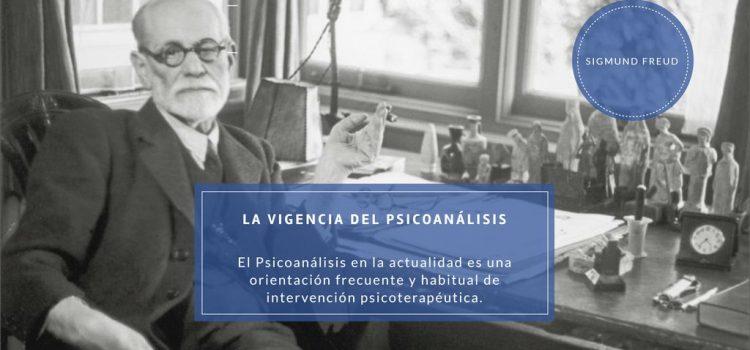 La vigencia del Psicoanálisis