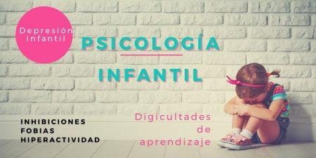 Gabinete de Psicología Infantil en Tenerife. psicoterapia pinfantil