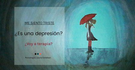 Terapia en Tenerife - tristeza. Psicólogos tenerife sur. depresiones