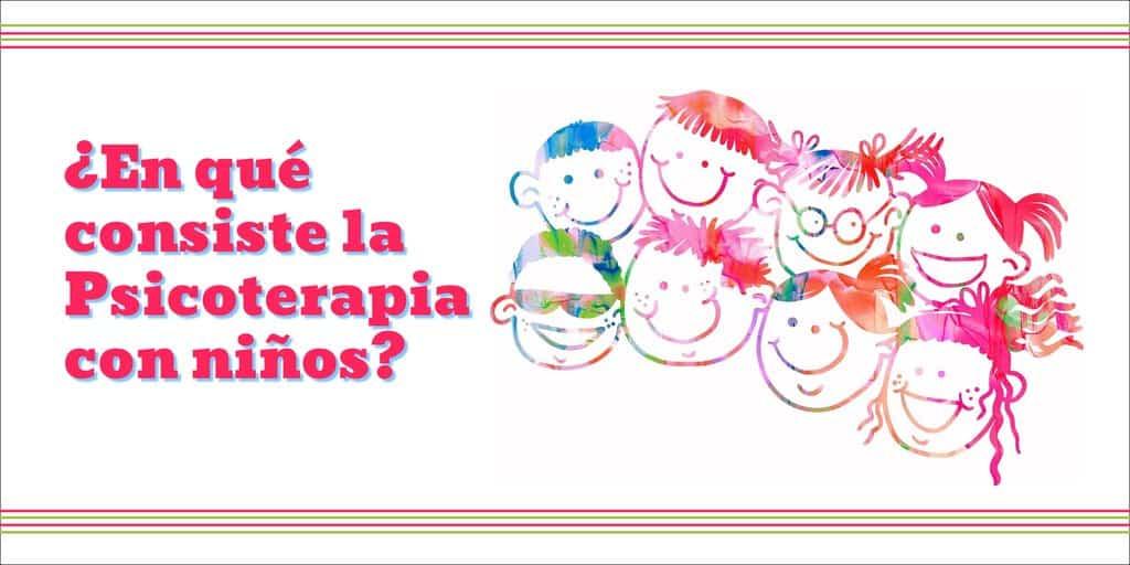 Psicoterapia con niños en Tenerife. Terapia infantil en tenerife