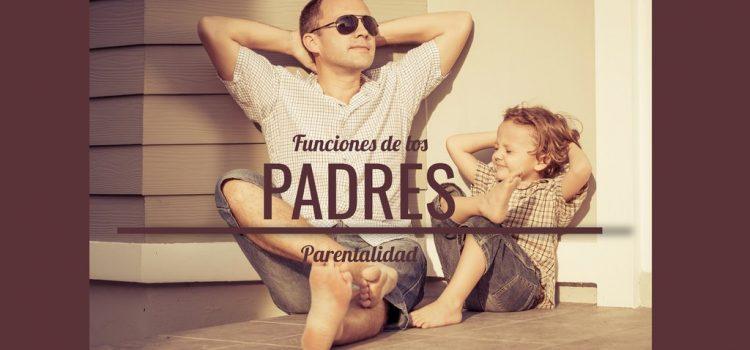 Función paterna. parentalidad y psicología. Ser padre. Psicologia.