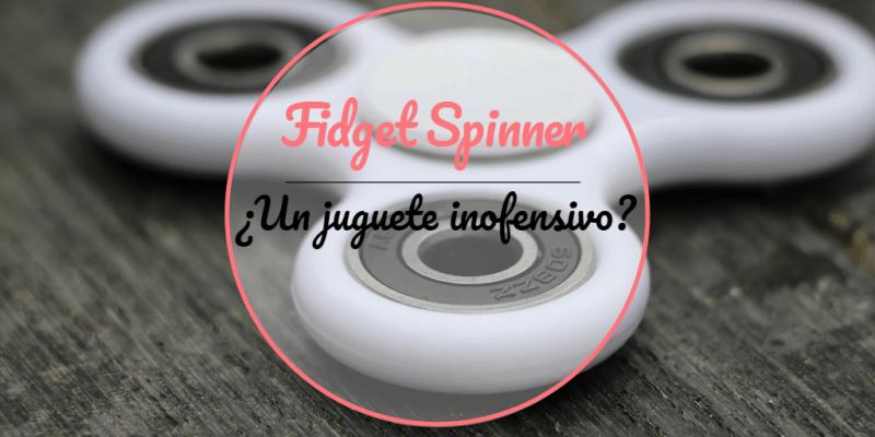 Fidget Spinner ¿Un juguete inofensivo? Psicólogos en Tenerife