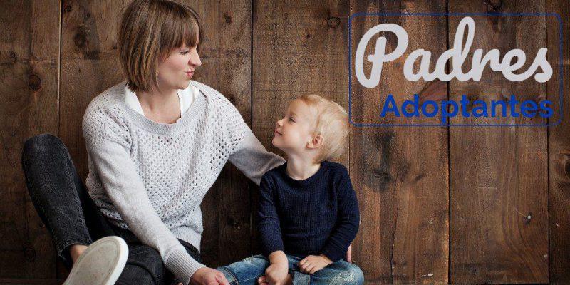 Padres adoptantes. Adopción