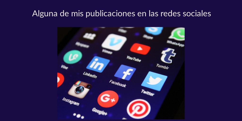 Psicología en las redes sociales
